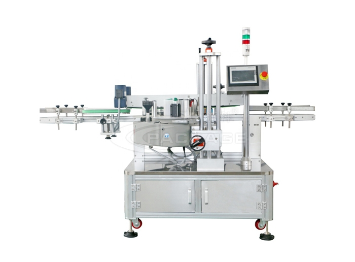 PK-911A Fully Automatic Single/Double Side Corner Labeling Machine